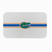 University of Florida Gator Head Logo Burlap Comfort Mat 29