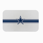 Dallas Cowboys Star NFL Burlap Comfort Mat