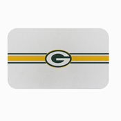 NFL - Green Bay Packers Oval G Logo Burlap Comfort Mat 29