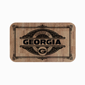University of Georgia G Logo Cork Comfort Mat 18