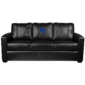Collegiate Silver Sofa - Air Force Falcons