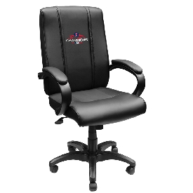 MLB Office Chair 1000 with 2018 Champs Logo Panel - Boston Red Sox