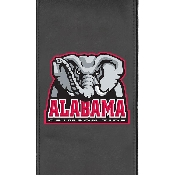 Alabama Crimson Tide with Elephant Logo