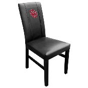 Collegiate Side Chair 2000 with Red Logo with White Outline - Oklahoma University Sooners