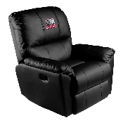 Alabama Crimson Tide Collegiate Rocker Recliner with Elephant logo