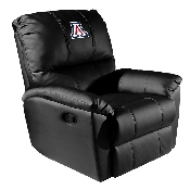 Collegiate Rocker Recliner - Arizona Wildcats