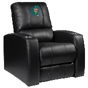Florida Gators Collegiate Relax Recliner | Logo Panel