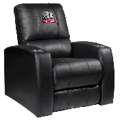 Relax Recliner with Elephant logo - Alabama Crimson Tide Collegiate