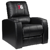 NBA Relax Recliner with Primary Logo Panel - Philadelphia 76ers