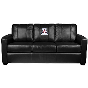 Collegiate Silver Sofa - Arizona Wildcats
