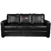 NBA Silver Sofa with Secondary Logo - Portland Trailblazers
