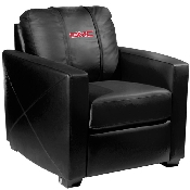 Silver Club Chair with GMC Logo