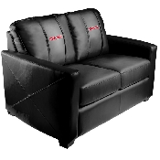 Silver Loveseat with GMC Logo