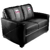 MLB Silver Love Seat with Primary Logo - Philadelphia Phillies