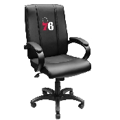 Philadelphia 76ers NBA Office Chair 1000 with Primary Logo Panel