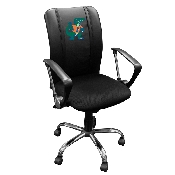 Curve Task Chair with Florida Gators Collegiate