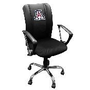 Curve Task Chair Arizona Wildcats Collegiate