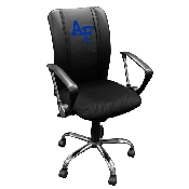 Curve Task Chair with Air Force Falcons Collegiate