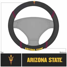 "Arizona State University Steering Wheel Cover 15""x15"""