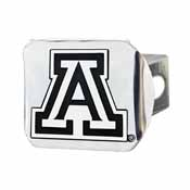 Arizona Chrome Hitch Cover 4 1/2x3 3/8