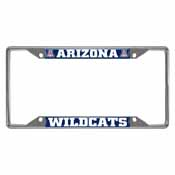 University of Arizona License Plate Frame 6.25