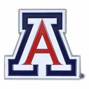 University of Arizona Color Emblem 3x3.2