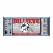 NFL - Buffalo Bills Ticket Runner 30x72