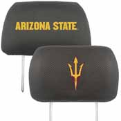 Arizona State University Head Rest Cover 10