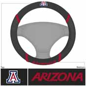 University of Arizona Steering Wheel Cover 15