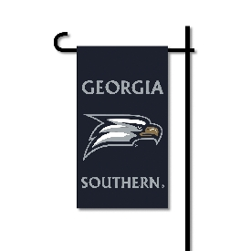 Mini Garden Flag w/ Pole with Georgia Southern Eagles  Collegiate