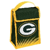 NFL Insulated Lunch Bag w/ Velcro Closure Green Bay Packers