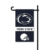 Mini Garden Flag w/ Pole with Penn State Nittany Lions Collegiate