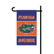 Mini Garden Flag w/ Pole with Florida Gators Collegiate