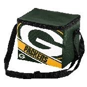Green Bay Packers NFL 6-Pack Cooler/Lunch Box
