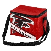 Atlanta Falcons NFL 6-Pack Cooler/Lunch Box