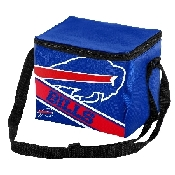 Buffalo Bills NFL 6-Pack Cooler/Lunch Box