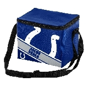 Indianapolis Colts NFL 6-Pack Cooler/Lunch Box