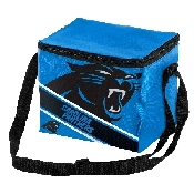 Carolina Panthers NFL 6-Pack Cooler/Lunch Box