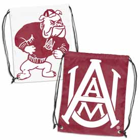 Alabama A&M Doubleheader Backsack