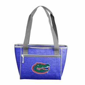 Florida Crosshatch 16 Can Cooler Tote