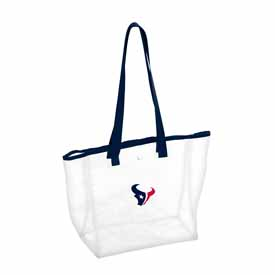 Houston Texans Stadium Clear Tote