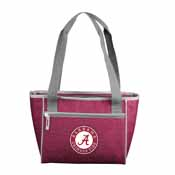 Alabama Crosshatch 16 Can Cooler Tote