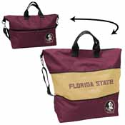 FL State Crosshatch Expandable Tote