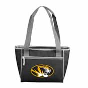 Missouri Crosshatch 16 Can Cooler Tote
