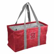 NC State Crosshatch Picnic Caddy