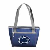 Penn State Crosshatch 16 Can Cooler Tote