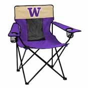 Washington Elite Chair Beige Purple
