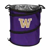 Washington Collapsible 3-in-1 Purple Black