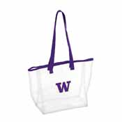 Washington Stadium Clear Bag