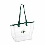 Green Bay Packers Stadium Clear Tote